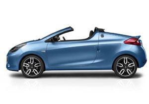 Renault Wind para el mercado europeo