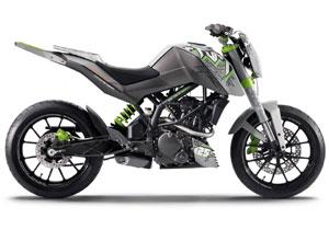 KTM planea motos de baja cilindrada para mercados emergentes