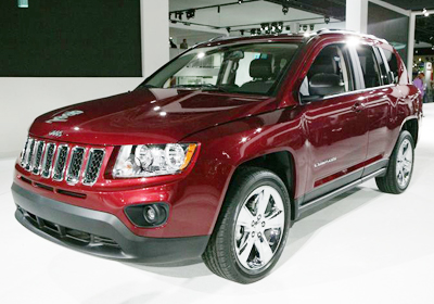 Jeep Compass 2011: Fotograf&#237;as en vivo