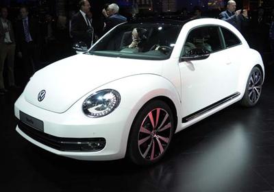 Volkswagen Beetle 2012: Más escarabajo que nunca