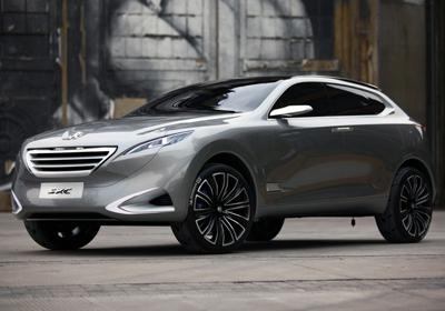 Peugeot SxC Concept: De China para el mundo
