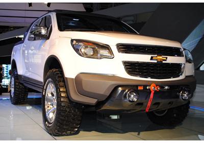 Chevrolet Colorado Rally Concept: ¿Nueva S10?