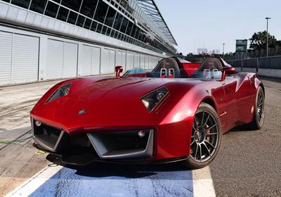 Spada Codatronca Monza: Impresionante