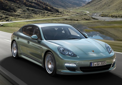 Porsche Panamera Turbo Diesel: Soberbio