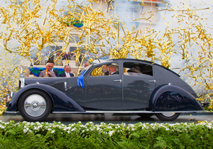 Avions-Voisin C25 Aerodyne 1934, Best of Show en Pebble Beach 2011