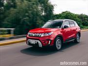 Suzuki Vitara 2016 a prueba