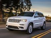 Jeep Grand Cherokee 4x4 2017 saca máxima calificación en pruebas de la NHTSA
