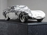 Un Ferrari 250 GTO hecho en mármol