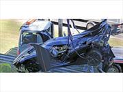 Tremendo accidente de un Koenigsegg One:1 en Nürburgring