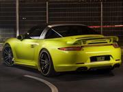 TechArt embellece al Porsche 911 Targa 4