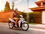 Honda lanza la moto Wave en Argentina