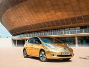 Medallistas británicos en Río recibirán un Nissan LEAF dorado