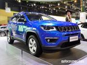 Jeep se relanza en Argentina en el Salón de Buenos Aires 2017