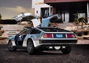 El DeLorean DMC 12 regresará al futuro en 2013