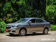 Chevrolet Cobalt 2017 hace su estreno en Chile desde $9.290.000