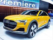 Audi h-tron quattro Concept debuta en Detroit