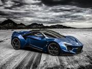 Fenryr Supersport, 900 hp y es el modelo base