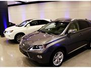 Lexus Chile estrena los renovados RX 350 y RX 450H 2012