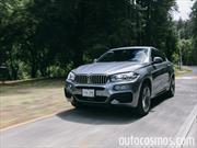 BMW X6 2015: Prueba de manejo