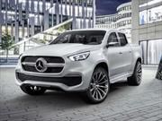 Mercedes-Benz Clase X concept, pick-up con estrella
