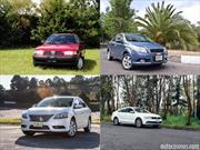 Los 10 autos más robados en México durante 2014