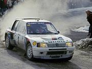 Subastan el Peugeot 205 T16 de Ari Vatanen