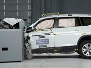 Volkswagen Terramont 2018 obtiene el Top Safety Pick del IIHS