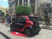 Llegan a México las motorizaciones turbo para smart fortwo y forfour 2017