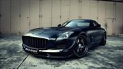 Mercedes-Benz SLS AMG Supercharged GT Edition por Kicherer