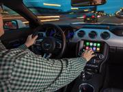 Apple CarPlay y Android Auto en todos los Ford
