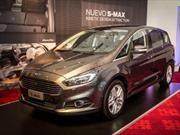 Nueva Ford S-Max se presenta en Argentina