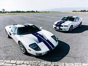 Super comparativo: Ford Mustang Shelby GT500 vs. Ford GT 