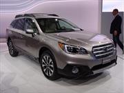 Subaru Outback 2015 se presenta