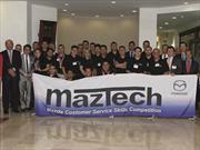 Mazda busca la excelencia de sus técnicos