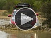Video: Un Nissan Leaf probará su electricidad en el Rally de Mongolia