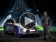 Espectacular video del Lexus NX y will.i.am.