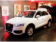Audi Q3: Inicia venta en Chile