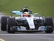 F1 2017: Mercedes-Benz presenta la nueva Flecha de Plata