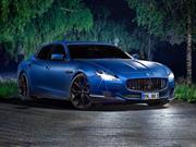 Novitec mete mano en el Maserati Quattroporte