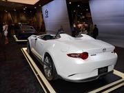 SEMA Show: Mazda MX-5 Speedster Evolution, máxima ligereza