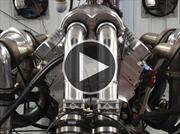 Conoce el V16 de 4,500 hp del Devel Sixteen