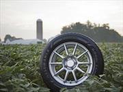 Ni milanesas ni tofu: Goodyear desarrolla neumáticos con soja