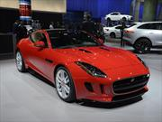Jaguar F-Type Coupé 2015 se presenta
