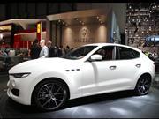 Autolíder comercializará el Maserati Levante en Uruguay