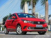 FIAT Argo 2018, primer contacto desde Brasil