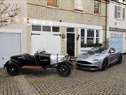 Aston Martin, sinónimo de elegancia que cumple 100 años