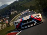 BMW Vision Gran Turismo, velocidad virtual