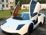Lamborghini Murciélago LP640 tiene una copia china