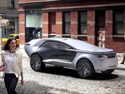 Land Rover Aegis, el SUV del futuro