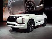 Mitsubishi GT-PHEV Concept anticipa el nuevo Montero